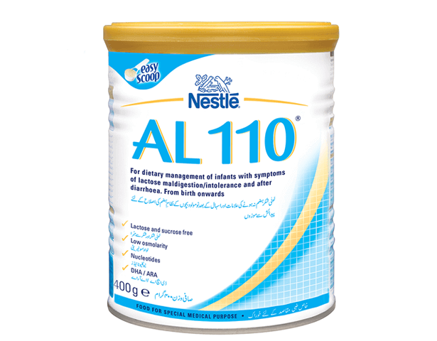 NESTLE AL 110 _ 400 Grams Tin