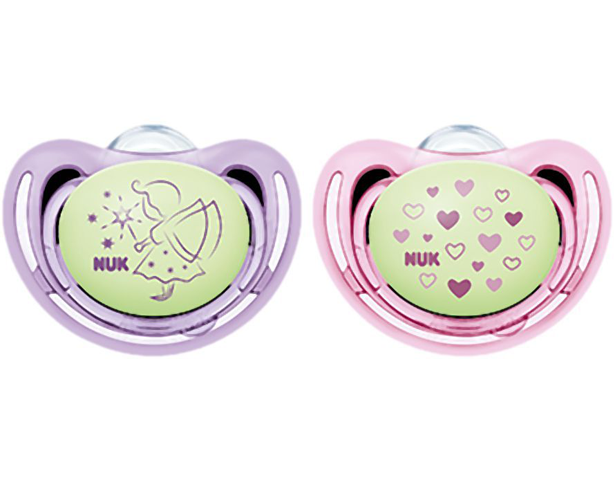Nuk Freestyle Night Silicone Soother