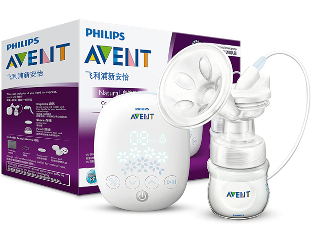 Avent Natural II Electric Breast Pump