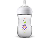 Avent Natural Feeding Bottle, 1m+ 260ml Butterfly