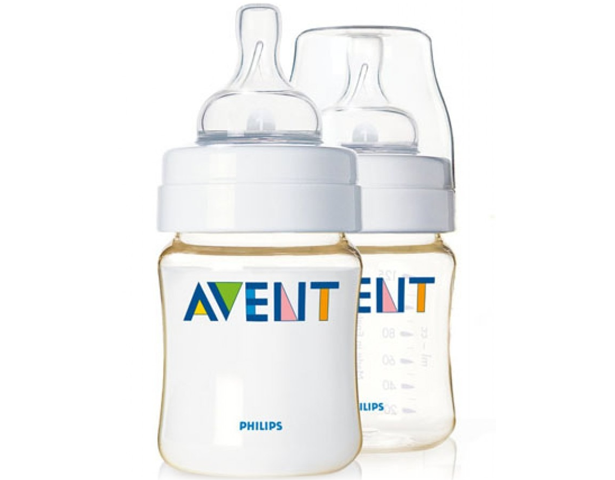 Avent Advanced PES 260ml Feeding Bottle PK2