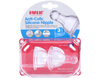 Farlin Anti Colic Silicone Nipple 9+