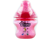 Tommee Tippee Tinted Feeding Bottle 150ml Pink