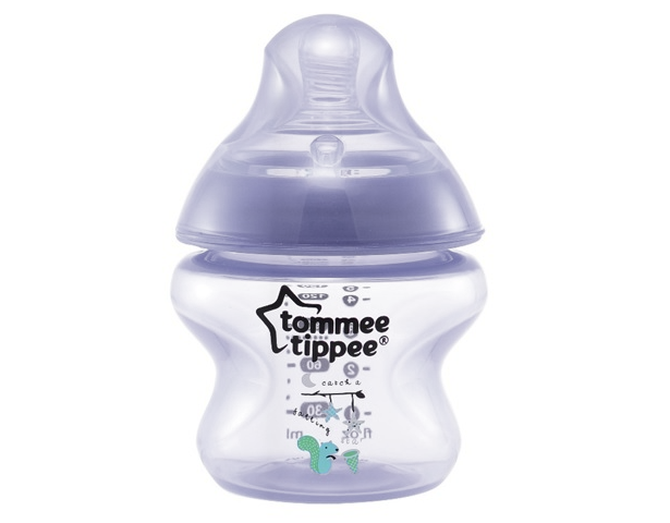 Tommee Tippee Tinted Feeding Bottle 150ml Purple