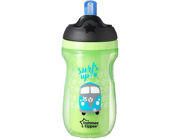 Tommee Tippee Active Straw Cup -Green