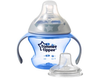 Tommee Tippee Transition Cup Blue (Nipple + Spout)