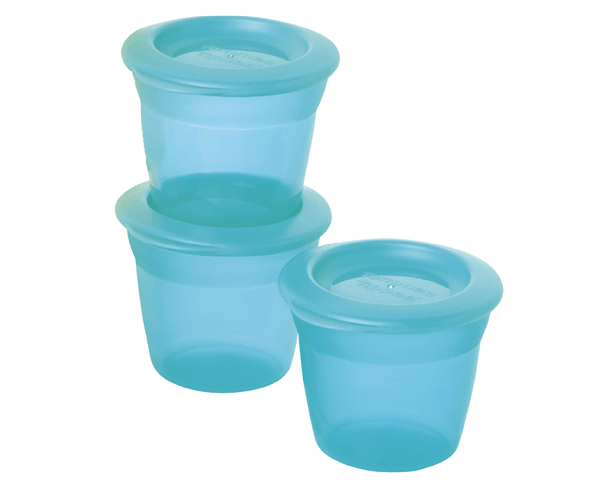 TOMMEE TIPPEE ESSENTIALS MILK STORAGE POTS