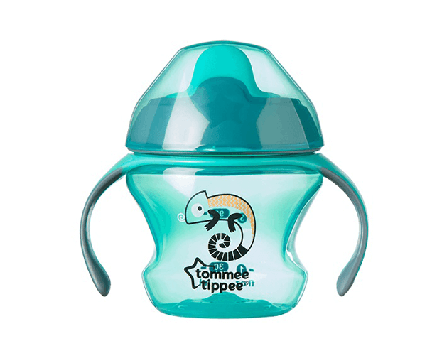 TOMMEE TIPPEE FIRST TRAINER CUP - GREEN
