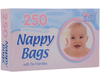 4 My Baby Nappy Bags With Tie Handles