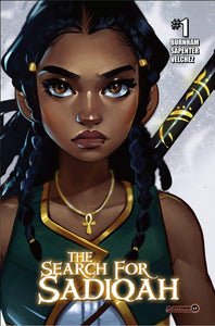 The Search For Sadiqah Issue 1 Mel Milton Variant Cover