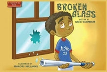 Load image into Gallery viewer, Broken Glass (Paperback Children's Book)
