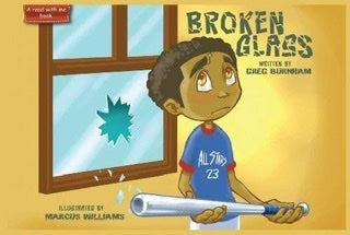 Broken Glass (Paperback Children's Book)