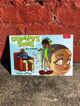 Load image into Gallery viewer, Grandpa's Shoes (Paperback Children's Book)