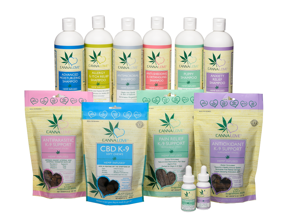 CannaLove Bundle Packs