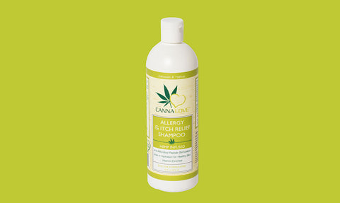 CanaLove Allergy and Itch Relief Shampoo