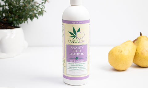 CannaLove Anxiety Relief Shampoo