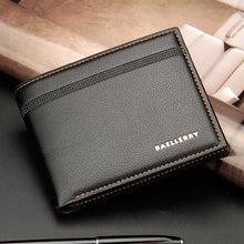 Load image into Gallery viewer, Baellerry's Slim Leather Wallet (BUY 1 TAKE 1)