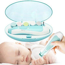 Load image into Gallery viewer, Electric Baby Nail Trimmer Set