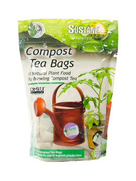 Sustane All-Natural Compost Tea Bags