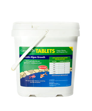 Green Clean - Tablets