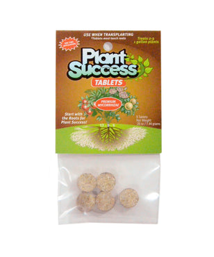 Plant Success Tabs