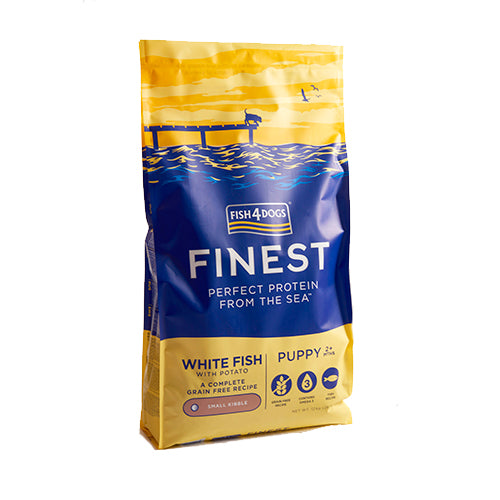 Finest Fish4Puppies Complete Food - Croqueta Pequeña