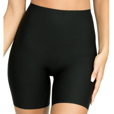 Spanx mid-tight short black