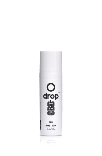 CBD Hand cream 90mg 30ml (Airless Packing) - dropcbd
