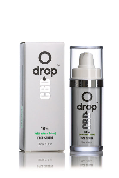 CBD Face serum 150mg 30ml (Airless packing) - dropcbd
