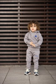 Grey Essentials tracksuit