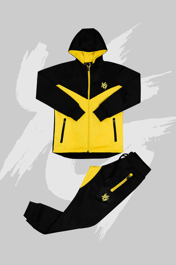 Young Generation Poly Tracksuit