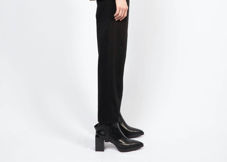 High-waisted Tailored Pants