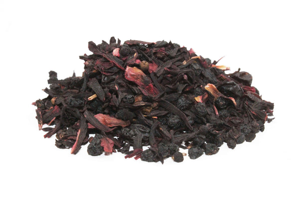 Bowl of Berries Herbal Tea