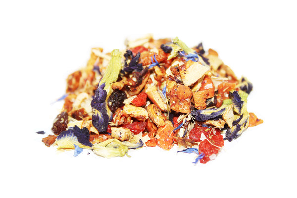 Blue Butterfly Fruit Blend | Herbal Tea