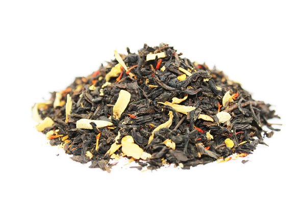 Peach and Passion fruit | Flavored Black Tea