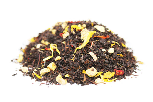Wild Nectarine Sunrise | Flavored Black Tea