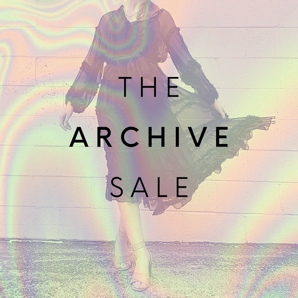 The Archive Sale