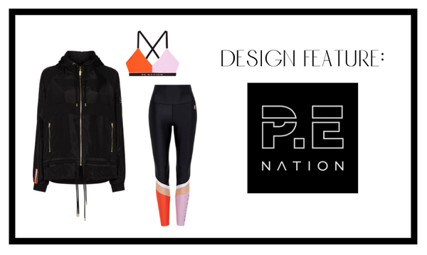 Designer Feature: P.E Nation
