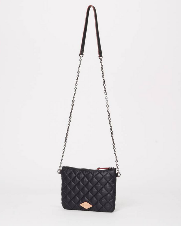 MZ WALLACE RUBY BAG IN BLACK