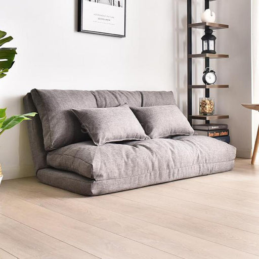 Foldable Lazy Little Double Sofa Bed