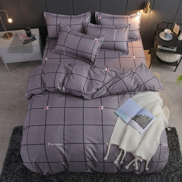 DK Fashion Home Bedding Set
