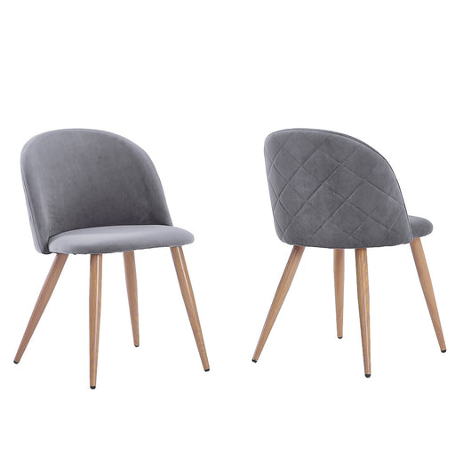 BREAD Modern Dining Chairs 2Pcs