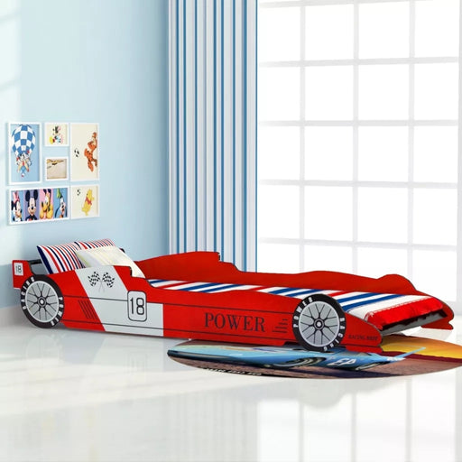 VidaXL Children's Race Car Bed 90x200 cm