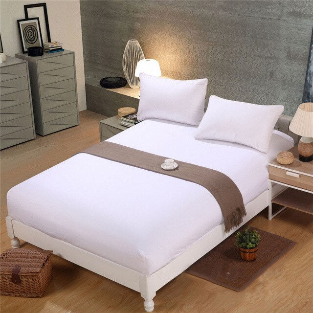 Hotel Grade Bed Sheet Set With Pillowcases
