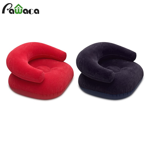 Inflatable Lazy Sofa Folding Chair suitable for Outdoors