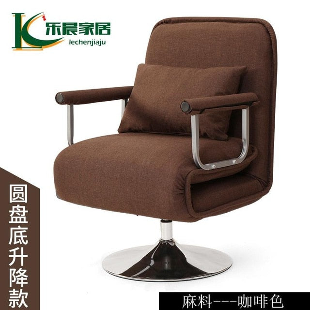 Office Folding Chair Lunch Break Recliner