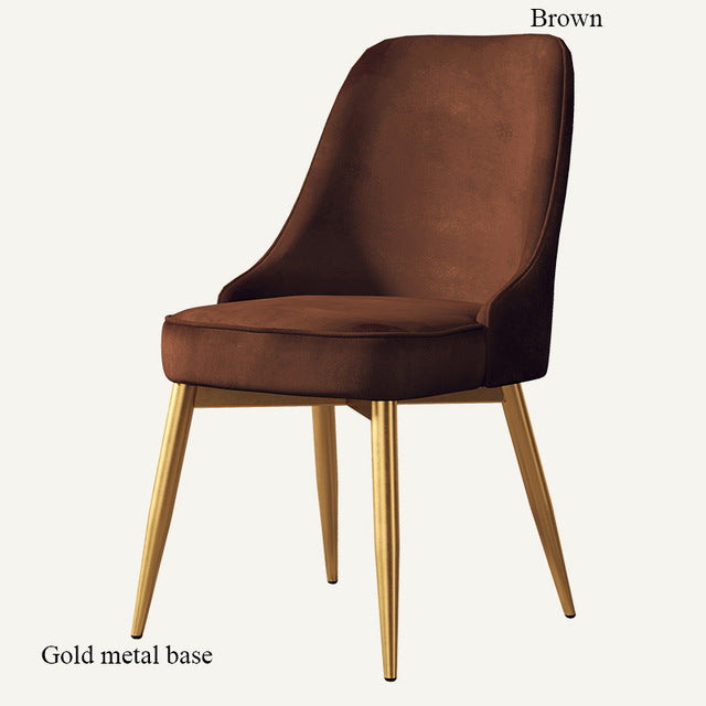 Rebound Minimalist Modern High Dining Chair