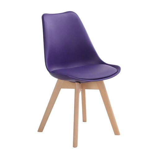 NORDIC Home Dining Chair Creative Solid Wood Chair