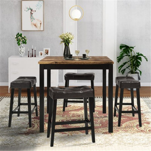 DOLLY 5-Piece Counter-Height Dining Set