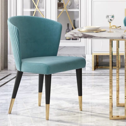 U-BEST Nordic Luxury Style Dining Chair